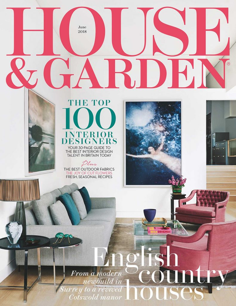 House and Garden June cover